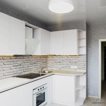 Ремонт квартиры на Левитана
