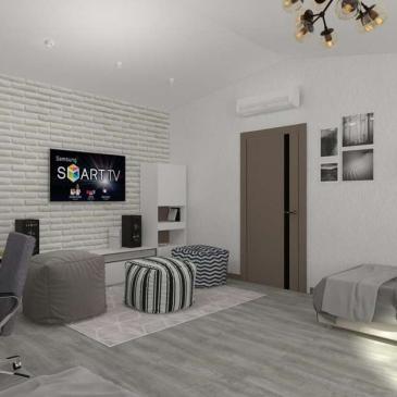 Дизайн-проект квартиры в Одессе