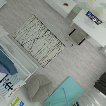 Дизайн-проект квартиры 27 Жемчужина, Одесса
