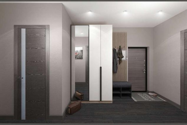 Дизайн интерьера квартиры пр-т Маршала Говорова, Одесса