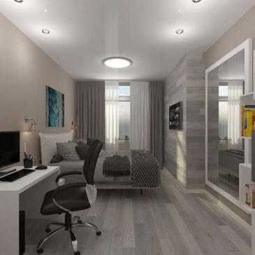 Дизайн интерьера квартиры Одесса