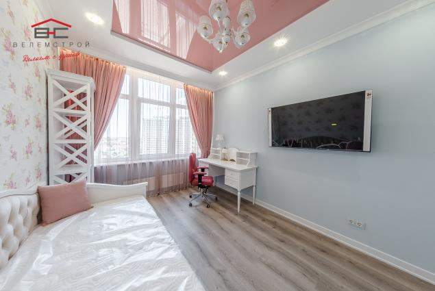Ремонт квартиры 40-я Жемчужина