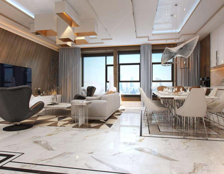 Дизайн интерьера при проектировании места для хранения