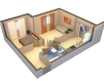 Перепланировка в квартире – с чего начать