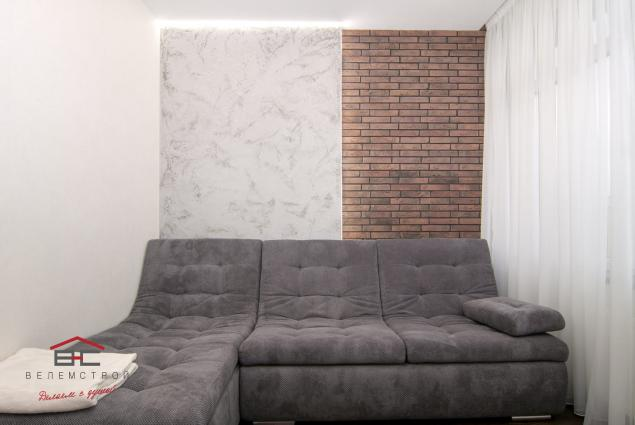 Дизайнерский ремонт квартиры в ЖК 37-я Жемчужина
