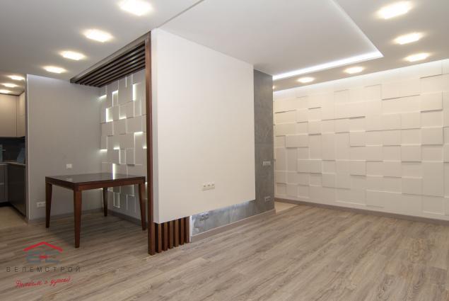 Ремонт квартиры на ул. Гайдара