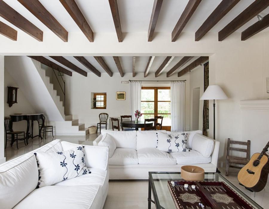 Декоративные балки в дизайне дома или квартиры