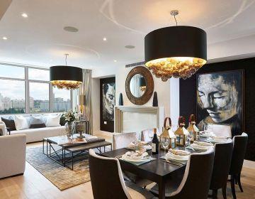 Дизайн квартир в новострое: от разработки проекта до ремонта под ключ от компании Велемстрой